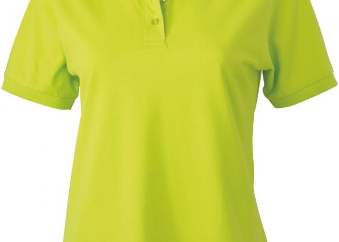 Classic Polo Ladies JN 071 S M L XL XXL Hochwertiges Polohemd 100% Baumwolle, 190-200g/m2